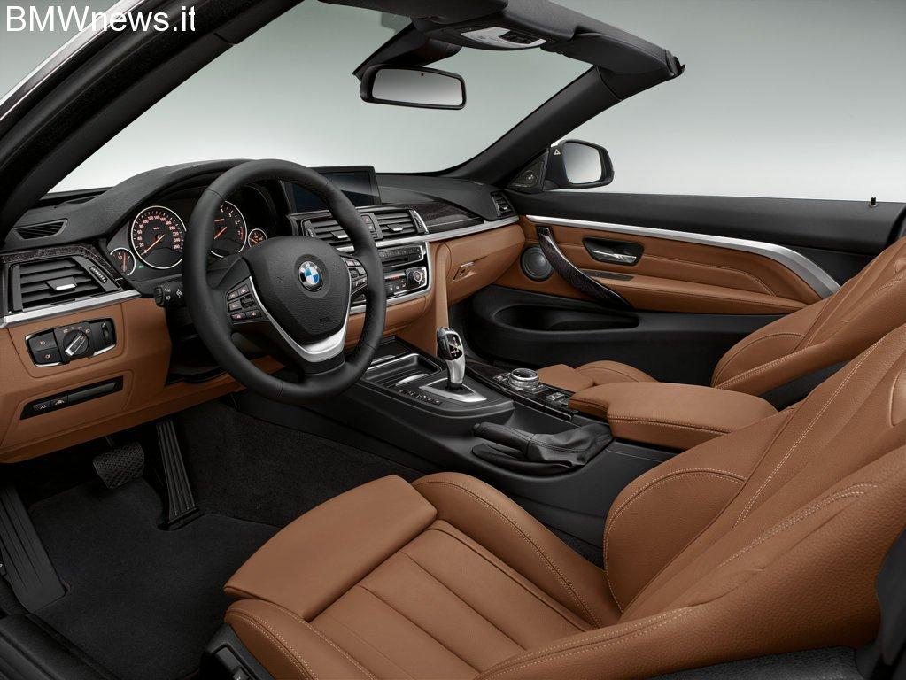 Ufficiale Bmw Serie 4 Cabrio Bmwnews