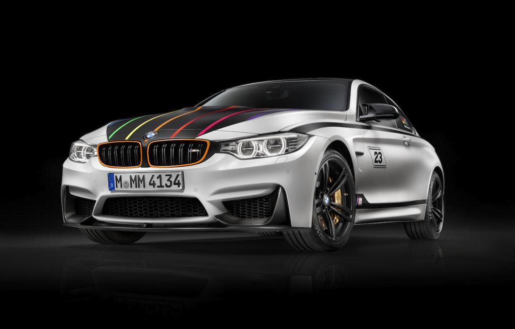 BMW M4 DTM Champion