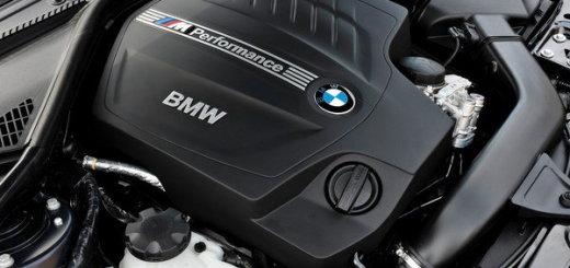 BMW Lineup motori