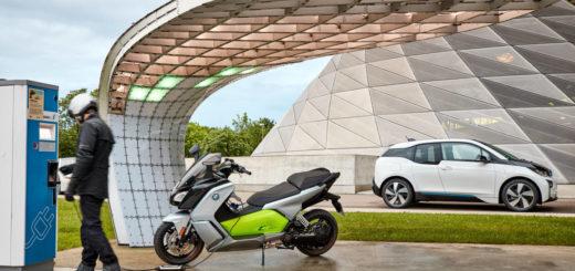 BMW C Evolution 2016