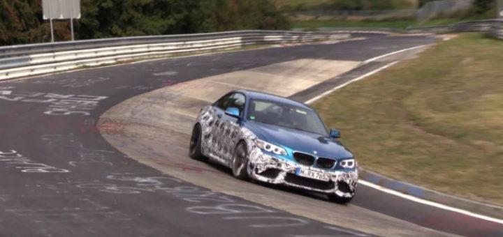 BMW M2 Club Sport @ Nurburgring