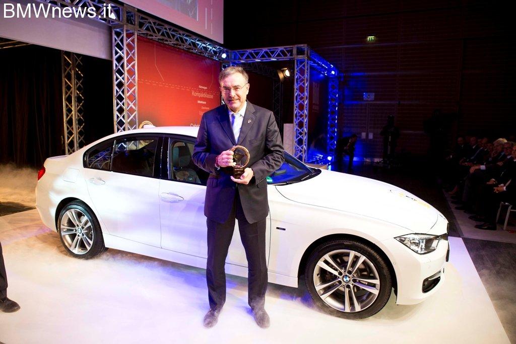 BMW 3er Norbert Reithofer, Vorstandsvorsitzender BMW AG Berlin, 7.11.2012 © Christian Spreitz/ Bild am Sonntag