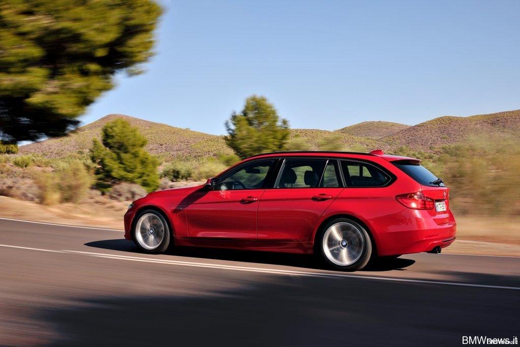 BMW Serie 3 Touring (g)