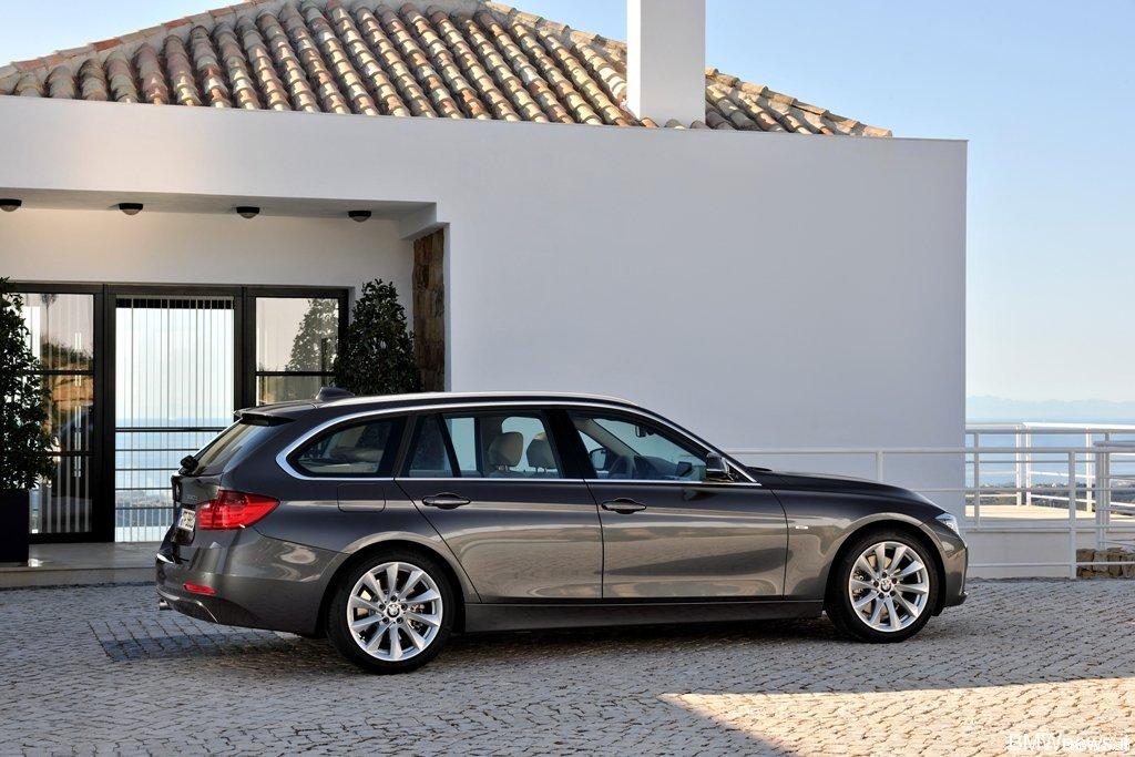 BMW Serie 3 Touring (i)