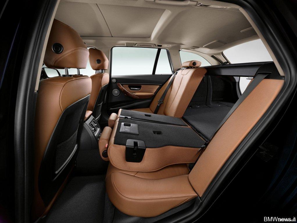 BMW Serie 3 Touring Interni (b)