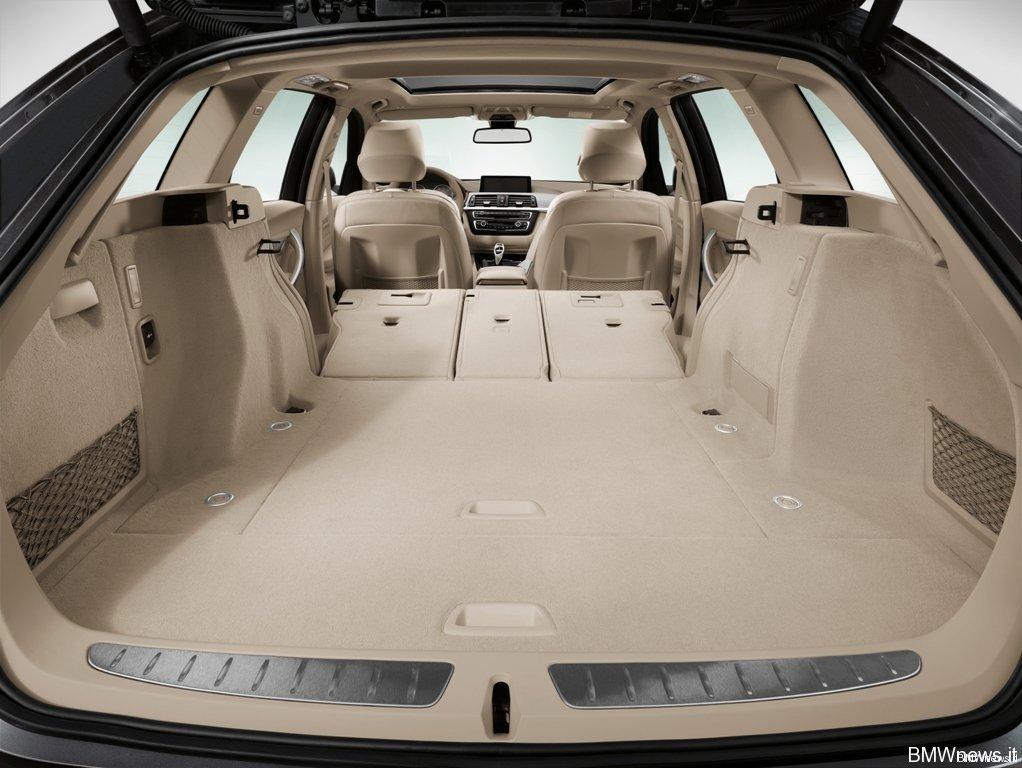 BMW Serie 3 Touring Interni (c)
