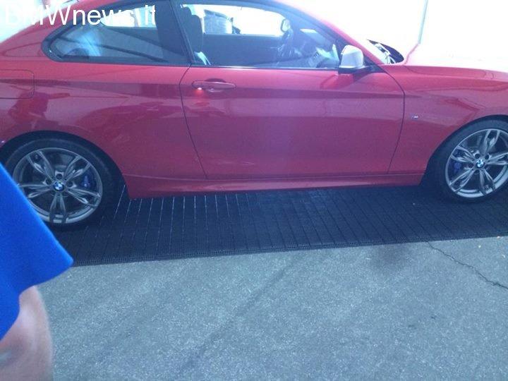 BMW M235i Coupe F22 (3)