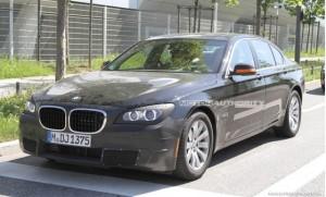 BMW Serie 7 F01-F02 LCI