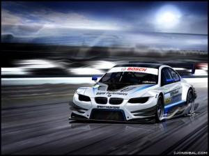 BMW M3 E92 DTM Concept