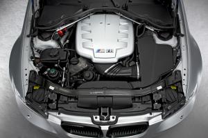BMW M3 CRT V8 Engine