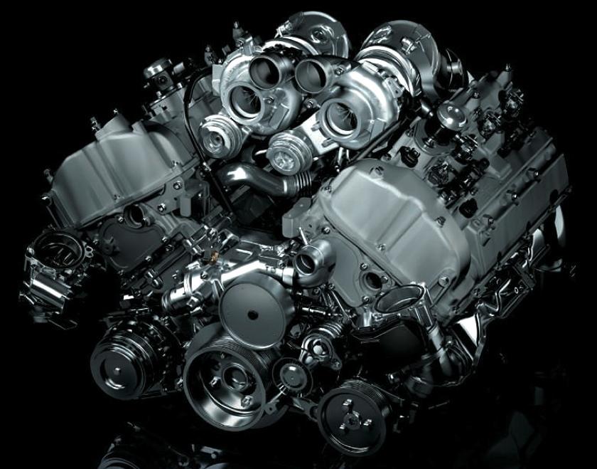 BMW M5 F10 S63TU