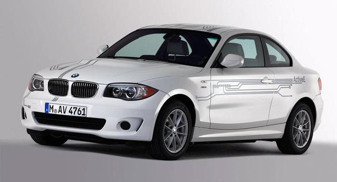 BMW ActiveE, BMW elettrica
