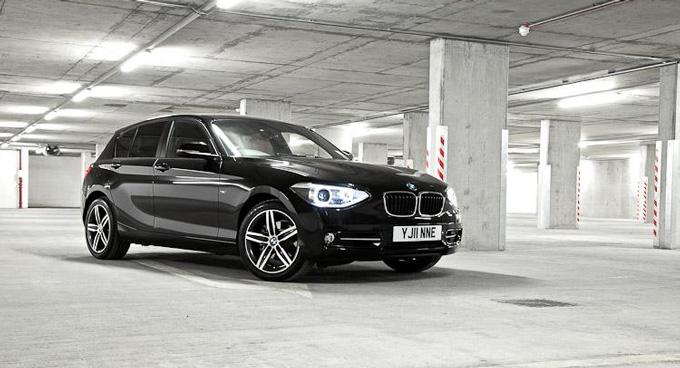 Due nuovi video di BMW UK della nuova Serie 1