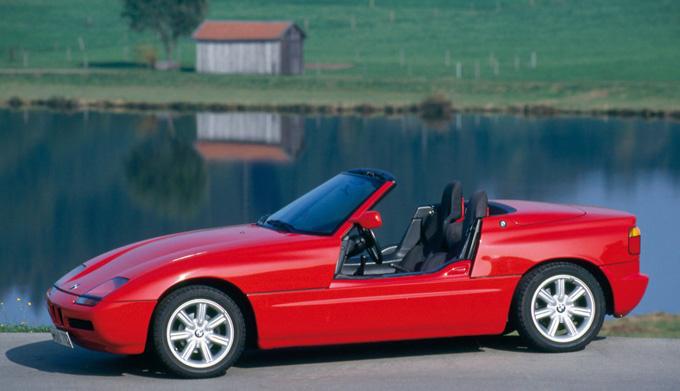 BMW Z1 storia