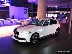 BMW Serie 1 F20 Performance Studie