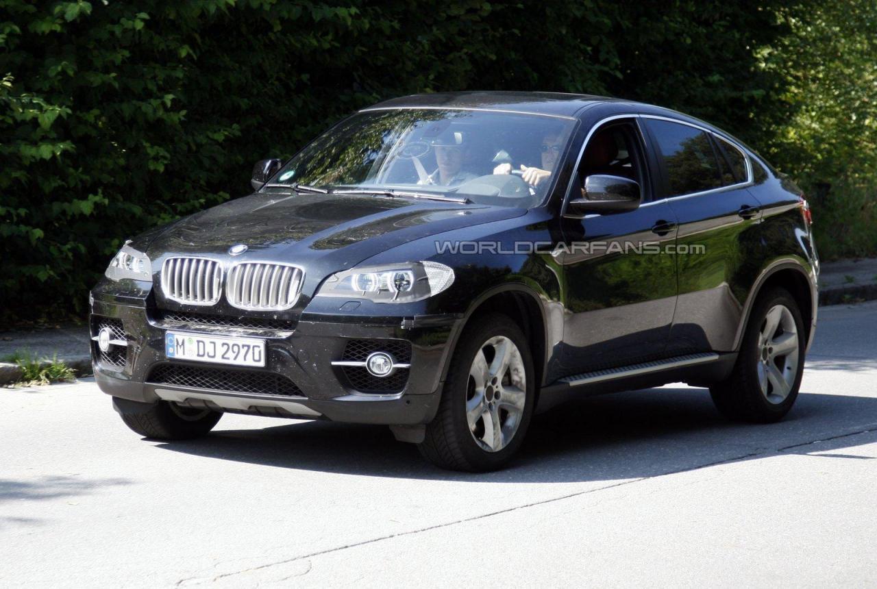 Bmw X6 Facelift Fanaleria Full Led E Quot Triturbo Quot Diesel M50d Bmwnews