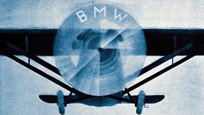 storia logo BMW