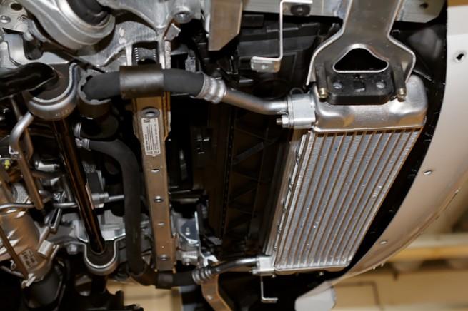 BMW S63 - Radiatore Olio