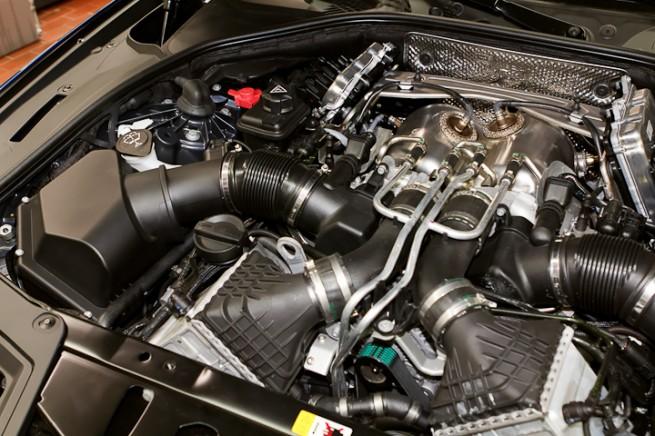 BMW S63