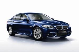 BMW 528i F10 Anniversary Edition