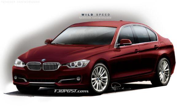 BMW Serie 2012