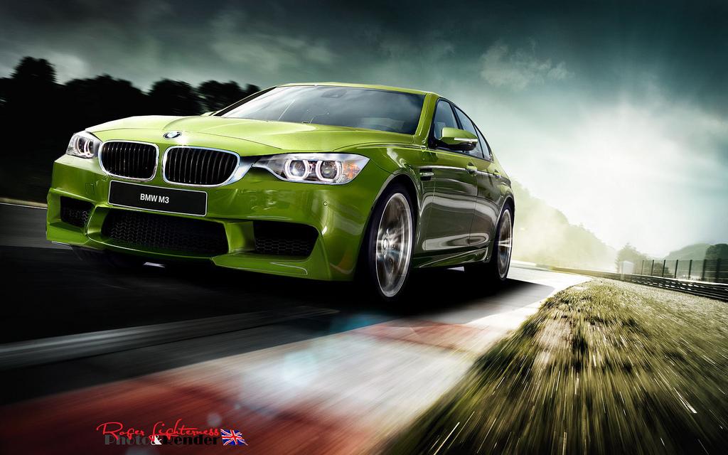 BMW Serie 3 F80