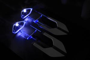 BMW Luci laser