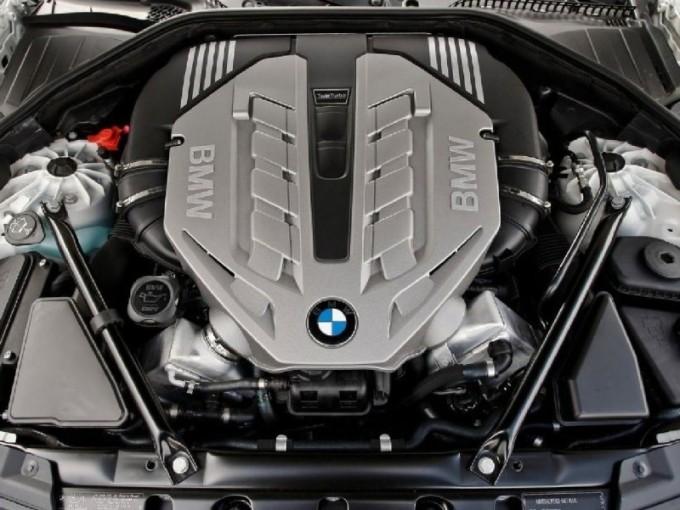 BMW 750Li 4.4 V8 TwinTurbo