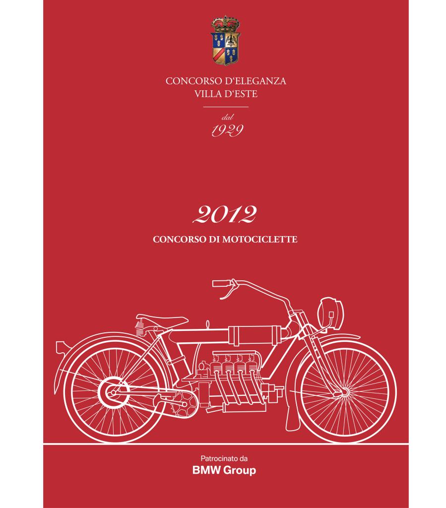 Concorso di Motociclette - Concorso d'Eleganza Villa d'Este
