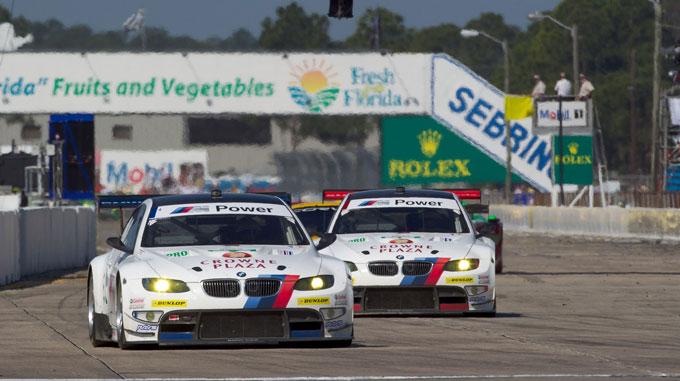 BMW Motorsport la stagione 2011 ALMS in un video