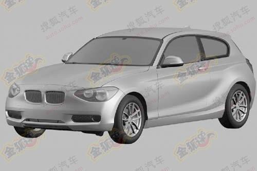 BMW Serie 1 3 porte