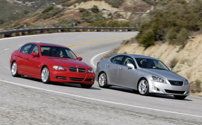 Lexus non userà i motori diesel BMW