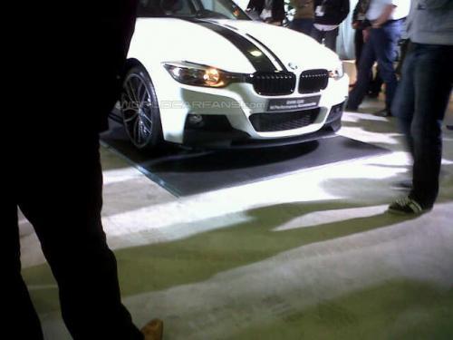 BMW Serie 3 M-Sport Performance Accessories