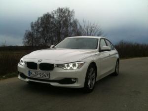 BMW 320d F30 - BMW 320d EfficientDynamics