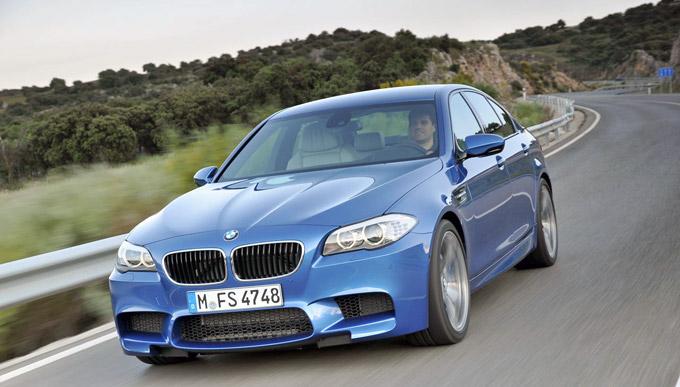 BMW M5 F10 confermato ufficialmente il cambio manuale