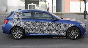 BMW Serie 1 F20 3 porte