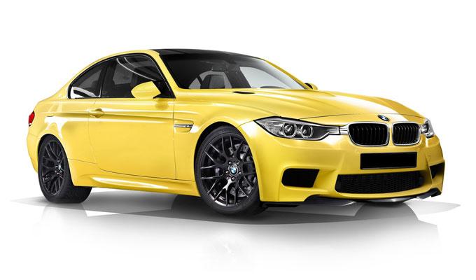 BMW M4 2014 V6