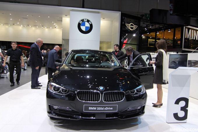 BMW F30 4X4