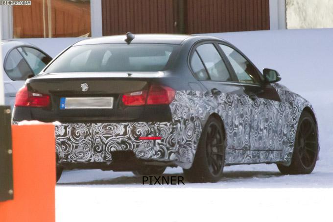 2013 BMW M3 F80