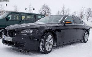 BMW Serie 7 restyling LCI