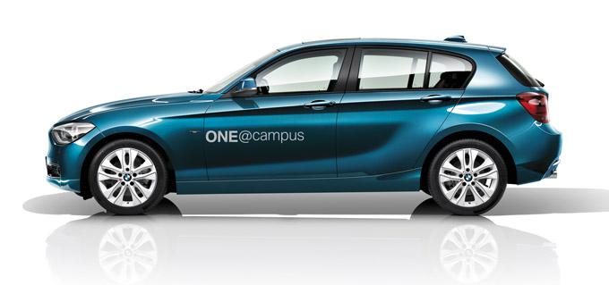 BMW Italia EduMobile, la tecnologia incontra l'ecologia