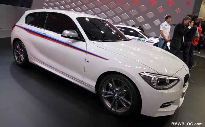 2012 BMW M135i F20