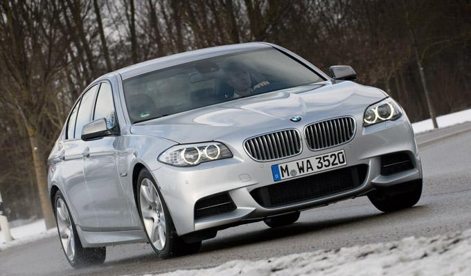 Record vendite BMW Aprile 2011