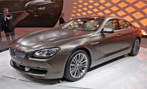 BMW Serie 6 Gran Coupé 2013