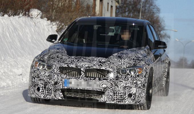 BMW M3 sedan F30