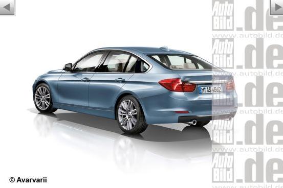 BMW Serie 3 GranTurismo