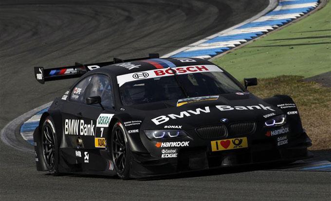 Akrapovič Partner BMW Motorsport