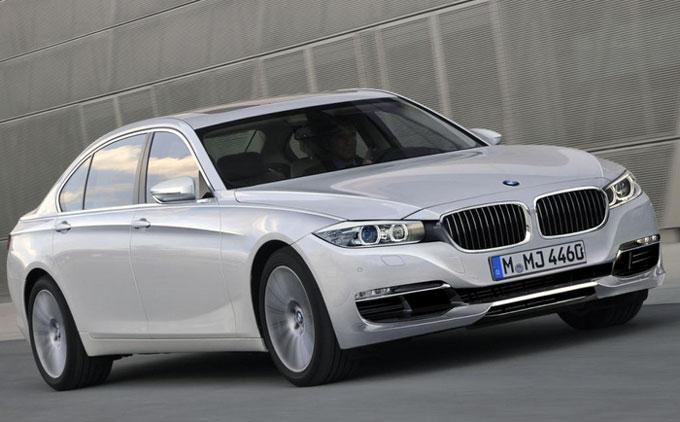 2013 BMW Serie 7