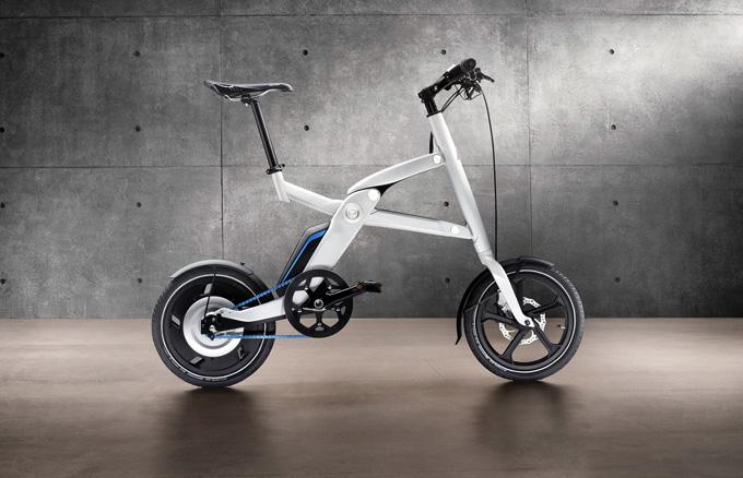 bici elettrica BMW