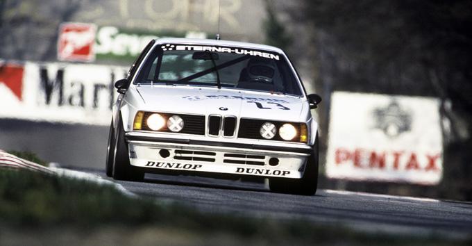 I 40 anni della BMW Motorsport GmbH